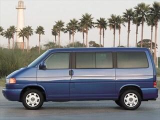 2001 Volkswagen EuroVan Camper Van Van