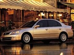 2002 Acura EL Prem Sedan