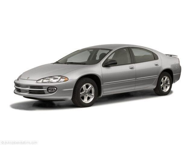 2002 Chrysler Intrepid SE Sedan