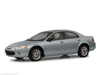 2002 Chrysler Sebring LX SEDAN .