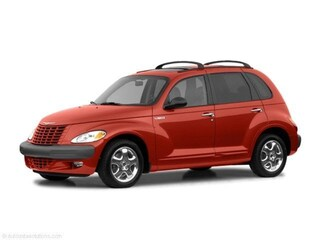 2002 Chrysler PT Cruiser Base Wagon