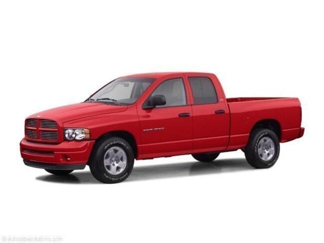 2002 Dodge Ram 1500 ST Truck Quad Cab