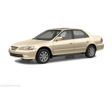 2002 Honda Accord SE Local, Low Kilometer, Sunroof MIDSIZE 1HGCG56782A804538
