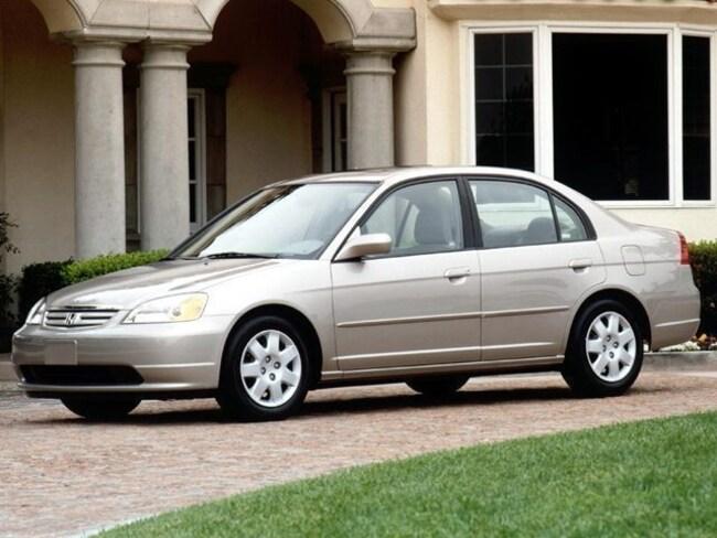 2002 Honda Civic SDN LX-G SE AUTO Sedan