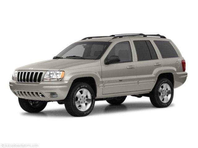 2002 Jeep Grand Cherokee Overland VUS