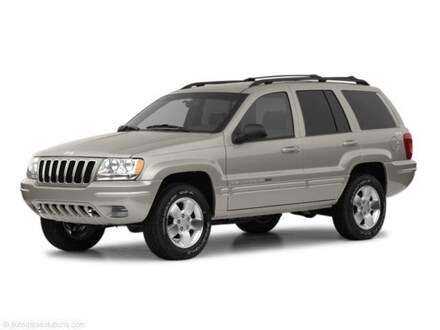 2002 Jeep Grand Cherokee Overland SUV