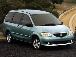 2002 Mazda MPV Wagon DX Van