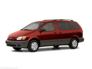 2002 Toyota Sienna LE V6-BCVEHICLE-WELLMAINTAINED-STEREOCD Van