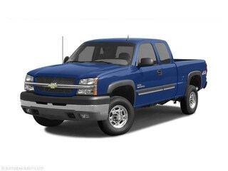 Clearance 2003 Chevrolet Silverado 2500HD LS Truck Extended Cab for sale in Campbell River, BC