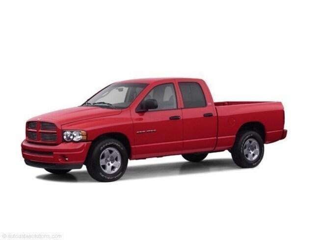 2003 Dodge Ram 1500 ST Truck Quad Cab