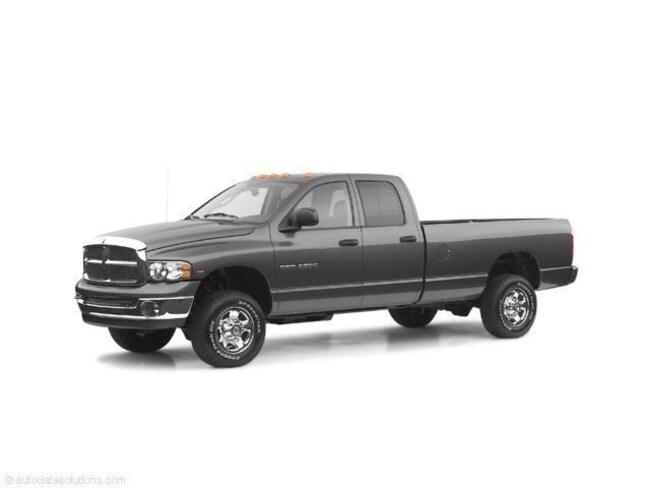 2003 Dodge Ram 3500 Truck Quad Cab