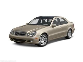 2003 Mercedes-Benz E-Class Base Sedan