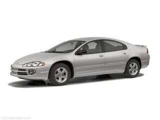 2004 Chrysler Intrepid SE Sedan