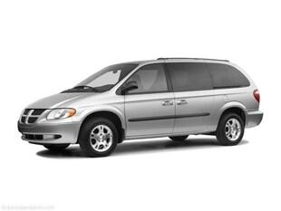 2004 Dodge Grand Caravan Base Van Passenger Van