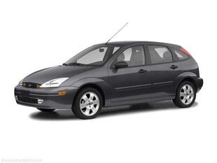 2004 Ford Focus ZX5 Premium Hatchback
