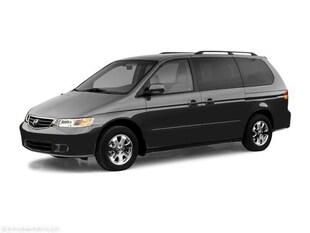 2004 Honda Odyssey EX-L RES EX-L RES