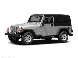 2004 Jeep TJ Unlimited VUS