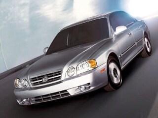 2004 Kia Optima Sedan