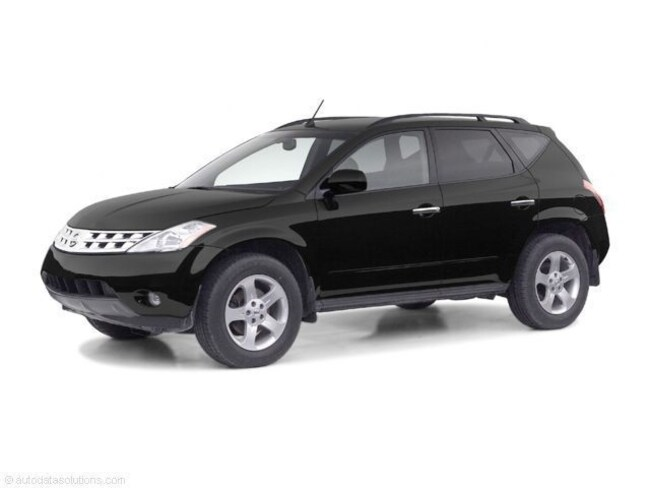 Used 2004 Nissan Murano in Kelowna BC at Kelowna Chevrolet | s ...