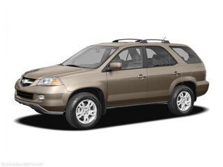 2005 Acura MDX 5sp at VUS