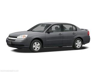 2005 Chevrolet Malibu LS Sedan