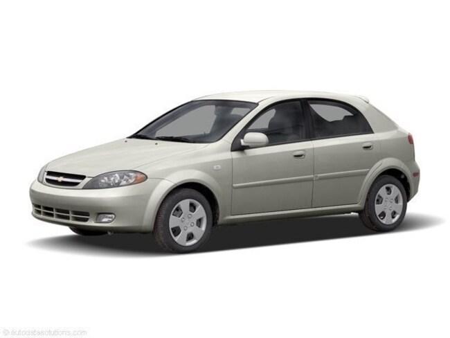 2005 Chevrolet Optra 5 LS Hatchback