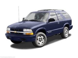 2005 Chevrolet Blazer LS SUV