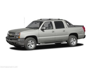 2005 Chevrolet Avalanche 1500 LS Truck Crew Cab