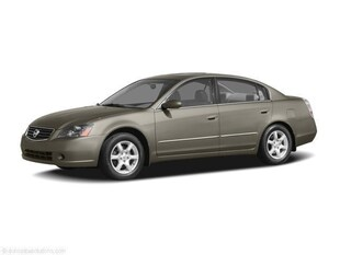 2005 Nissan Altima 2.5 S (A4)