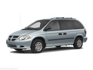 2006 Dodge Caravan Base Van