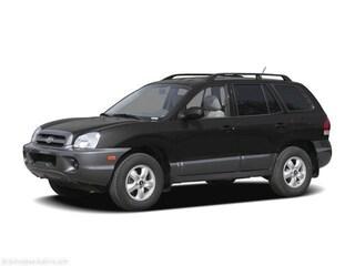 Used 2006 Hyundai Santa Fe GLS 3.5L All-wheel Drive Calgary, AB