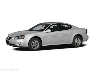2006 Pontiac Grand Prix BASEVehicle Being Sold AS IS Sedan