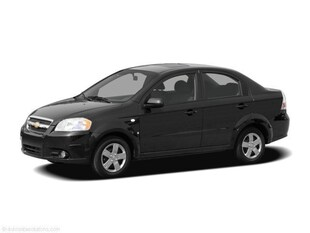 2007 Chevrolet Aveo LS - Automatic! Low KM's! Sedan