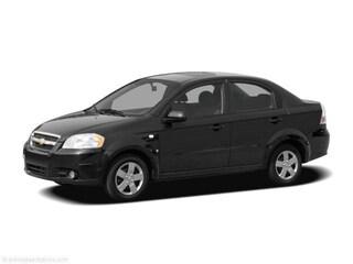 2007 Chevrolet Aveo LS - Automatic! Low KM's! Sedan