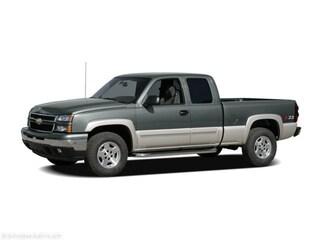 2007 Chevrolet Silverado 1500 Truck Classic Extended Cab