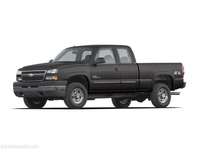 2007 Chevrolet Silverado 2500HD EXTENDED CAB LS 6.0L Truck Classic Extended Cab