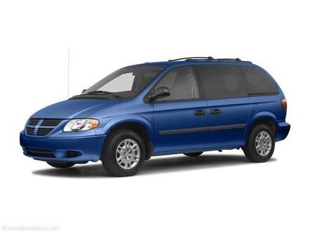 2007 Dodge Caravan de base Van