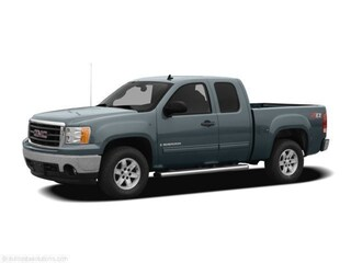 2007 GMC Sierra 1500 All-New Truck Extended Cab