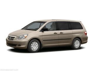 2007 Honda Odyssey EX Van Passenger