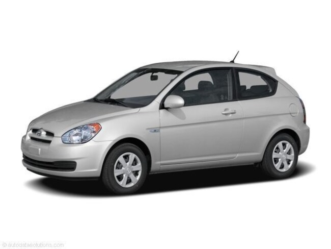 2007 Hyundai Accent HB Hatchback
