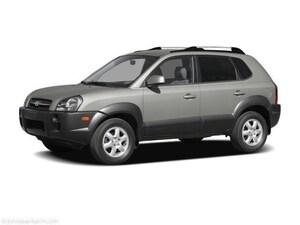 2007 Hyundai Tucson 4WD