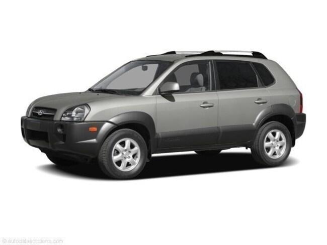 2007 Hyundai Tucson 4WD SUV