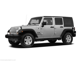 2007 Jeep Wrangler Unlimited X **Incoming SUV