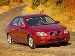 2007 Kia Spectra LX Sedan
