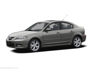 2007 Mazda Mazda3 GS Berline 5590 Automatique l/100km FWD
