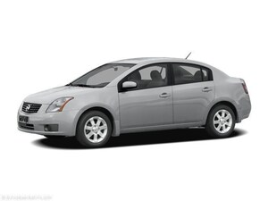 2007 Nissan Sentra AS TRADED