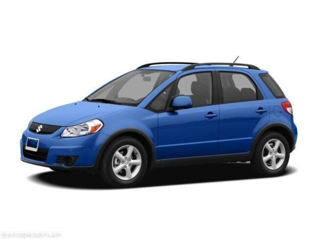 Used 2007 Suzuki SX4 For Sale at Canada One Auto Group | VIN