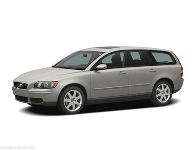 2007 Volvo V50 5DR WGN - RARE 5 SPD MANUAL, A/C, WAGON, ABS,T BELT DONE Wagon YV1MW382772308217