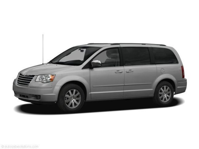 2008 Chrysler Town & Country Limited Van Regular