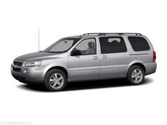 2008 Chevrolet Uplander Van Extended Passenger Van